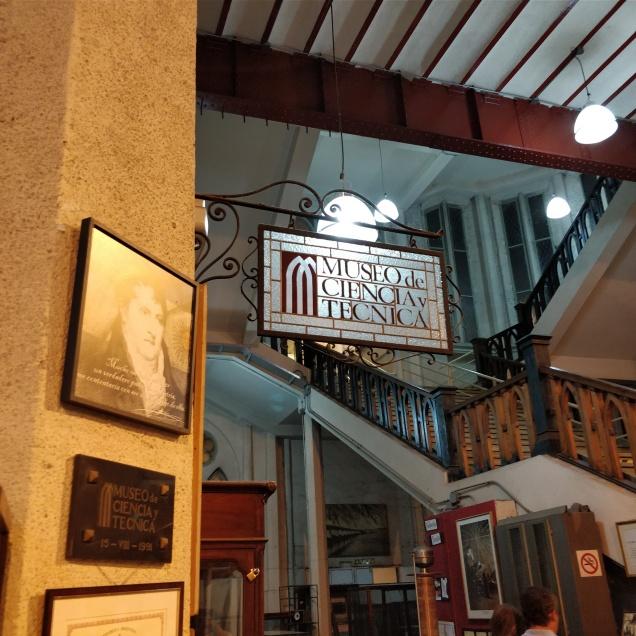 Museo de ciencia y tecnica