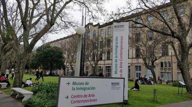 Museo de la Inmigración [Museum of Immigration] – The Exhibitist